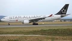 TC-LNB (Breitling Jet Team) Tags: tclnb star alliance turkish airlines euroairport bsl mlh basel flughafen lfsb