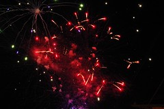 NOUS2856 (glencoegirl32) Tags: night firework light color smoke