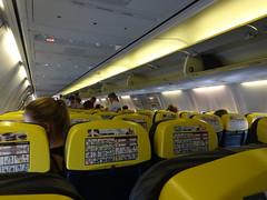 Onboard Ryanair Boeing 737 (harry_nl) Tags: netherlands nederland 2018 eindhoven ryanair boeing 737 eifit