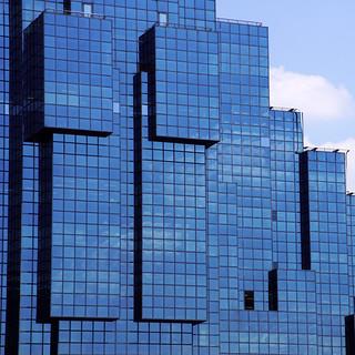 Blue surfaces