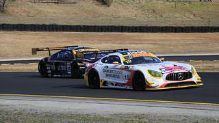 Mercedes Boys ~ Australian GT (4/4)