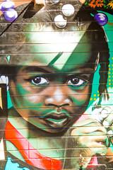 Asleep and Dreaming (Thomas Hawk) Tags: america california sanfrancisco usa unitedstates unitedstatesofamerica graffiti fav10