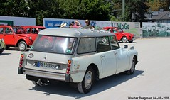 Citroën ID 19 Break (XBXG) Tags: citroën id 19 break ds citroënds déesse snoek strijkijzer tiburón stationcar stationwagen station wagon kombi estate det 2018 2cv 2pk eend geit deuche deudeuche 2cv6 dinslaken deutschland duitsland germany vintage old classic french car auto automobile voiture ancienne française outdoor