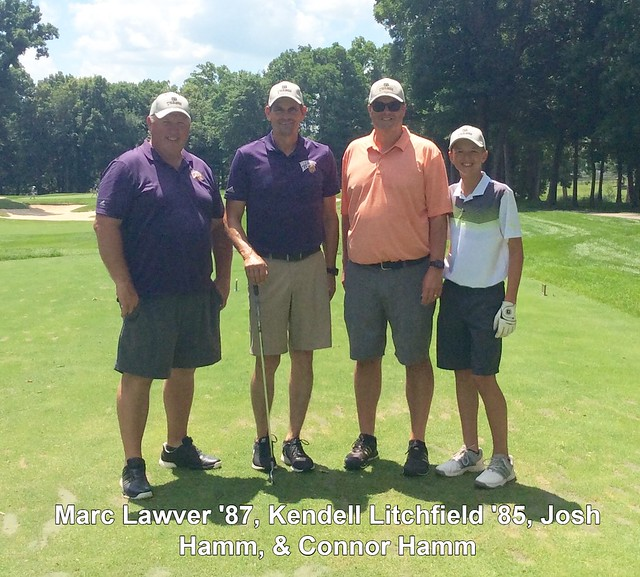 2018 Quad Cities Alumni & Friends Golf Outing, 6/18/18