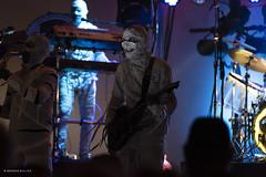 Here Come the Mummies! (mobybick2) Tags: herecomethemummies events cedarburgsummersounds artistsandbands musicgenres funkadelic places cedarburgparkbandshell cedarburg wisconsin venues 2018 bassguitar saxophone trumpet
