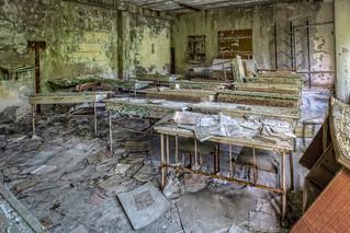 Pripyat Classroom