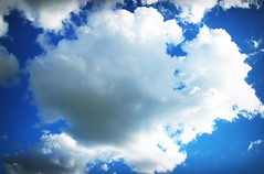 Sky With Clouds Stock Photo (www.icon0.com) Tags: sky cloud blue background white heaven heavenly day light summer pure religion oxygen outdoor daylight atmosphere peace meteorology climate color weather ozone bright cloudy high beauty beautiful nature air