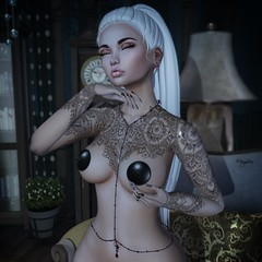 LOOK # 1026 (MeigaBea) Tags: nyne applique bfmanistore cazimi elise equal10 letistattoo shadow'sposes ultraevent