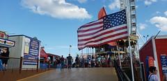 Atlantic City,  N.J. Steel Pier 2018 (bpephin) Tags: ac nj jersey casino boardwalk ocean pier games flag