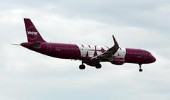 TF-GPA (PrestwickAirportPhotography) Tags: egkk london gatwick airport wow air a321 tfgpa airbus