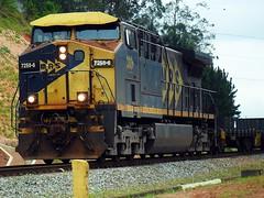 MRS GE AC44i 7258 (Valber Santana) Tags: ac44i ac4400i ac4400cwi ge general electric fyq itaquaquecetuba itaquá pinheirinho variantedoparateí mrs ferrovia trem transporte transport train tarde nublado diesel rffsa efcb rail railway ramal brasil brazil sãopaulo