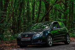 DRC MK5 3 (RevCheck Photography) Tags: volkswagen golf gti mk5 car vehicle transport motoring driving road outside outdoor nature tree trees forest love hobby colout green grey red