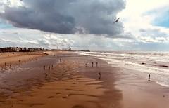 Cwmwl dros Blackpool / A cloud over Blackpool (Rhisiart Hincks) Tags: lloegr england sasana brosaoz ingalaterra angleterre inghilterra anglaterra 英国 angletèrra sasainn انجلتــرا anglie ngilandi ue eu ewrop europe sirgaerhirfryn lancashire eòrpa europa blackpool fylde cyrchfangwyliau holidayresort powsows