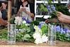July Birth Month Bouquet Workshop, July 2018 (littlebotanica1) Tags: workshop delphinium summer july
