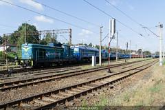 SM42-1106 (PM's photography) Tags: train trainspotting rail railroad railway pkp pkpcargo cargo freight czerwiensk sm42 sm421106 stonka fablok diesel loco