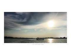 Cuore.. (Fiorenzo Delegà) Tags: cuore pareidolia river lake lago mantova mincio fiume sun sole nuvole clouds heart