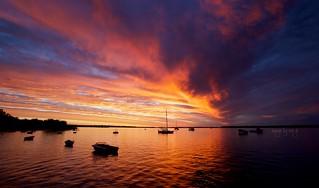 Burrum Sunset 2