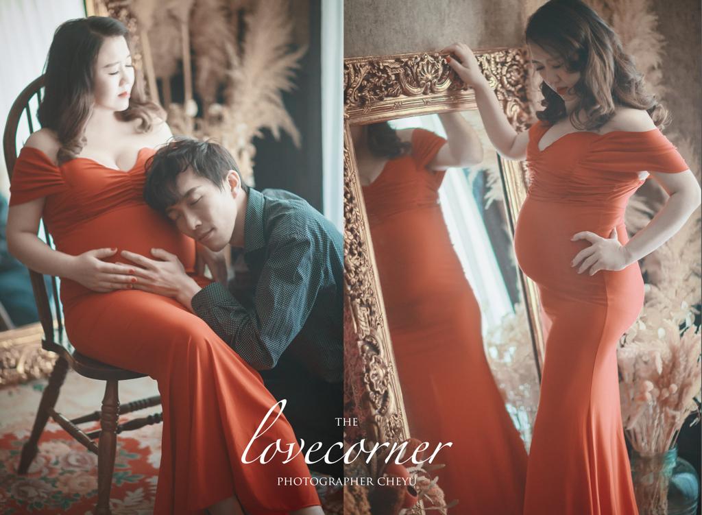 台南孕婦寫真|愛情街角專治沒有自信的孕婦,由我們來激發你的潛力吧!