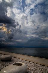 The Sky (J. Pelz) Tags: landscape natgeo nature gotland thunderstorm sweden ocean sky clouds