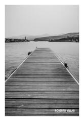 Puerto Calero -3284-2b (ROBERTO VILLAR -PHOTOGRAPHY-) Tags: photografikarv lzphotografika lanzarotephotográfika imagenesdelanzarote fotosdelanzarote photobank bn marinapuertocalero mejorconunafoto canong16