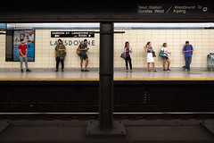 Usual Suspects (cookedphotos) Tags: 2018inpictures toronto ontario canada ca canon 5dmarkiv streetphotography 365project p3652018 ttc subway platform station commute commuter lansdowne wait waiting
