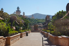 The Bridge of Time at Sun City Resort, South Africa (mattk1979) Tags: southafrica northwest suncity resort casino country buildings hotel sun outdoors sky
