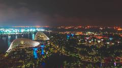 Hotel Room Views 7 (brykyoung) Tags: singapore garden night lights marina bay summer 2018 asia