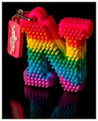 Key ring (EddieAC) Tags: multicolor multicolour keyring n macro macromondays