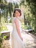 Bright days (Vincent F Tsai) Tags: portrait fashion art bridal bride outdoor nature garden sun light beauty beautiful dress white green smile laugh panasonic lumixgx8 leicadgsummilux25mmf14