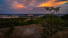 Jena Sonnenuntergang (EnricoEntwederOder) Tags: sonnenuntergang jena sel1635z