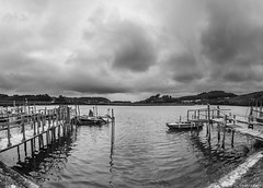 embarcadero (tomas.alonso) Tags: ship water river sky pier embarcadero