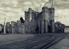 The Gravensteen (BW) - Gent, Belgium