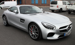 AMG GTS (Schwanzus_Longus) Tags: hannover german germany modern car vehicle sport sports coupe coupé mercedes benz amg gts