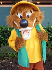 Brer Fox (meeko_) Tags: brer fox brerfox characters disneycharacters villain sunsetshowcase sunsetboulevard disneys hollywood studios disneyshollywoodstudios themepark walt disney world waltdisneyworld florida
