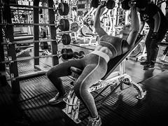 Sofie (Chownie2) Tags: bikini girl figure bodyfitness gym muscle fit abs fitness health