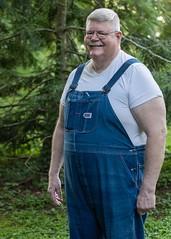 JimBernhiem-9999Edit_5x7 (Mike WMB) Tags: bernhiem kentucky bear mustache overalls