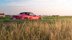 _DSC6156 (Aurmorea) Tags: porsche spyder goldenhours sunset leconquet plougonvelin bretagne finistere fr brest