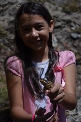 Herpétologue en herbe (thomas LUZZATO) Tags: grenouille