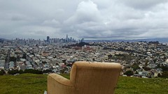 Bernal Hill Hike - San Francisco (walrusgumboot1) Tags: hike nature bernal hill urban california san francisco view