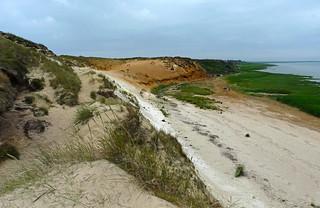 Sylt, Morsum-Kliff