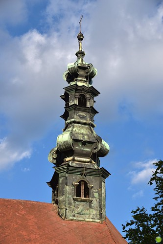 Tower of the St. Elizabeth Church