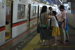 DSCF8108 (tohru_nishimura) Tags: xe1 xf6024 fujifilm aoto train keisei station tokyo japan