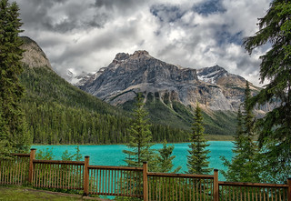 The Beauty of Glacial Waters