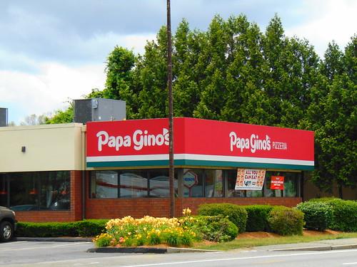 Papa Gino's (Worcester, Massachusetts)