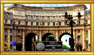 Trafalgar Square, London England, United Kingdom @Sony FDR-AX53