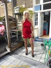 00P1310039 (Roxana Hertford) Tags: crossdresser cd gurl tgirl tgurl transvestite sissy stockings