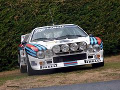 037 (BenGPhotos) Tags: 2018 shelsley walsh speed hill climb classic nostalgia rally rallying car motorsport sports groupb lancia 037 martini