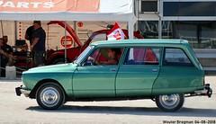 Citroën Ami 8 Break (XBXG) Tags: oadn544 citroën ami 8 break citroënami8 citroënami ami8 vert green stationcar stationwagen station wagon kombi estate det 2018 2cv citroën2cv 2pk eend geit deuche deudeuche 2cv6 dinslaken deutschland duitsland germany vintage old classic french car auto automobile voiture ancienne française outdoor