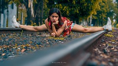 Itzel Murillo♀️ (Villano Luna) Tags: green natural bella mujer gimnasia gimnastic girl lady foto sonyphoto sonypicture sonyalpha sony photography photographer photo picoftheday pic picture