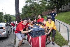 MC_Move-in_2018_0132 (CarnegieMellonU) Tags: mc orientation moveinday august182018 students campus diversity studentlife studentactivities family welcome movein pittsburgh pennsylvania usa